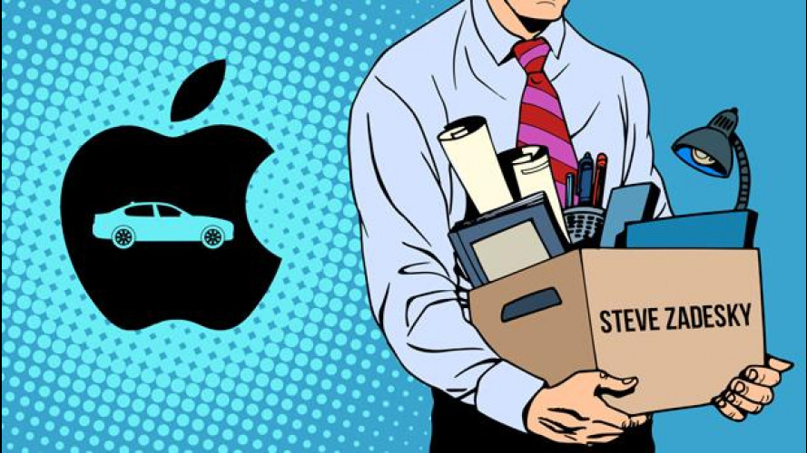 Apple iCar, si dimette il responsabile del progetto Titan