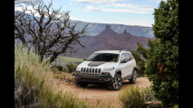 Jeep Cherokee, una prova incredibile nel Far West!