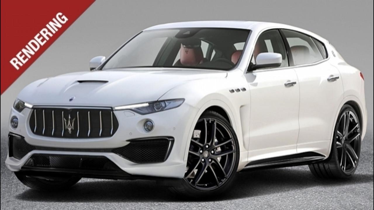 [Copertina] - Maserati Levante GTS, ha voglia di correre