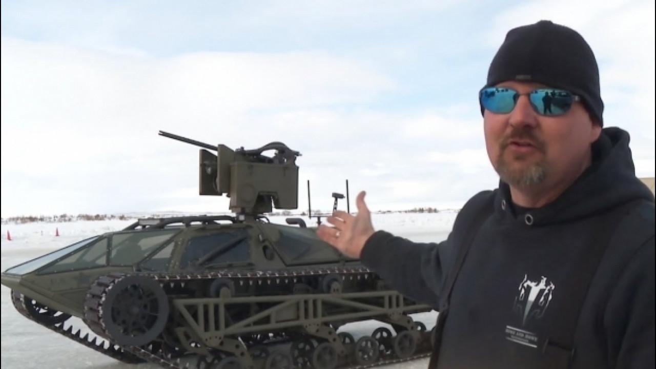 [Copertina] - Fast & Furious 8, sul ghiaccio a 100 km/h con un vero carro armato [VIDEO]