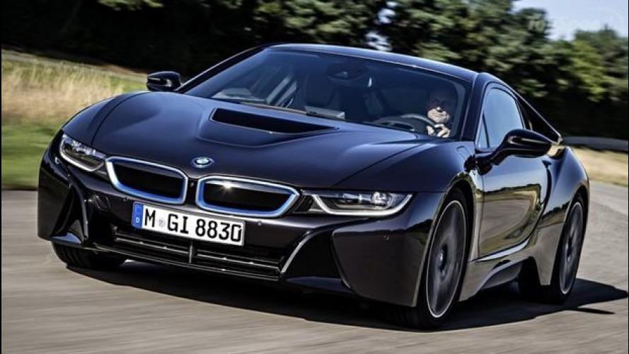 """BMW i8 """"M"""", a Monaco preparano una versione più sportiva"""