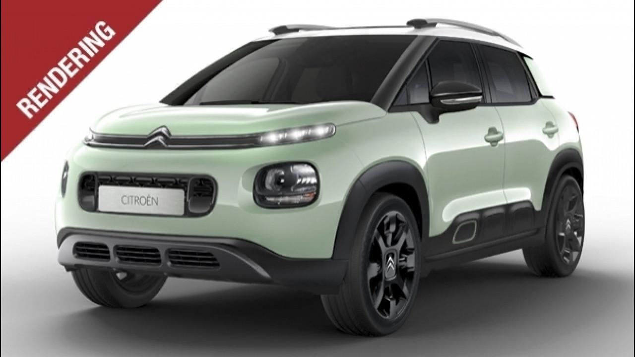[Copertina] - Citroen C3 Aircross, SUV compatto alla francese
