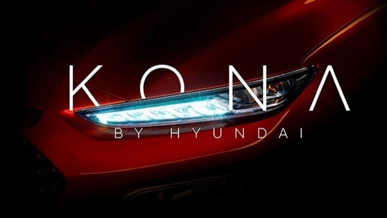[Copertina] - Hyundai Kona, il nome del nuovo SUV compatto