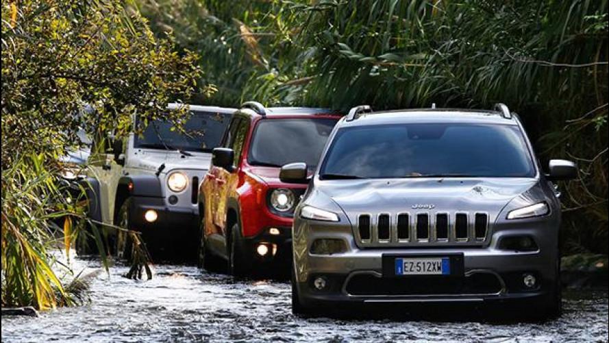 Jeep, in arrivo Grand Wagoneer e C-SUV