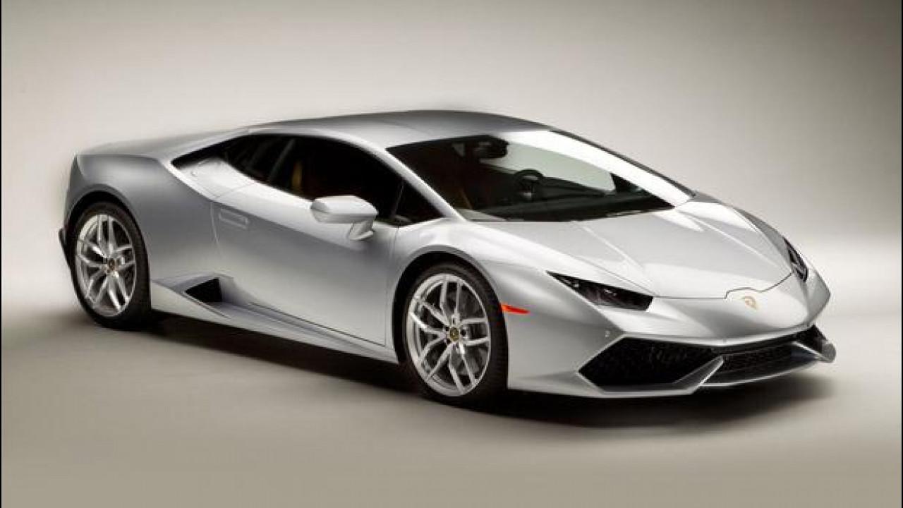 [Copertina] - Lamborghini LP 610-4 Huracán, già 700 clienti per lei