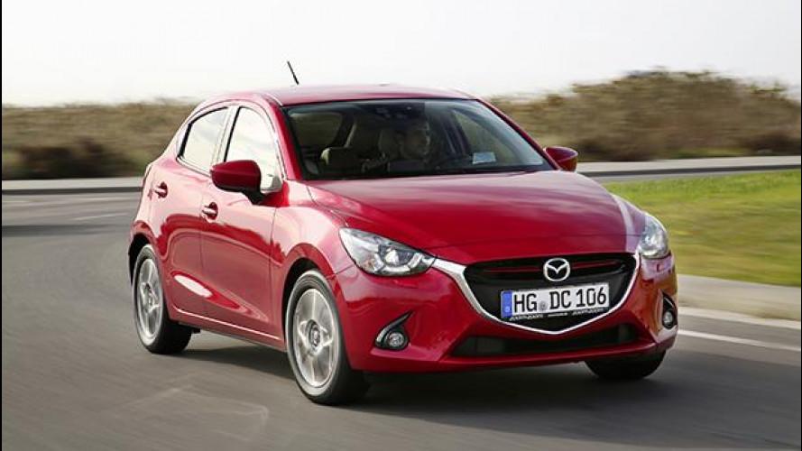 Mazda 2 1.5 DE, col diesel va lontano