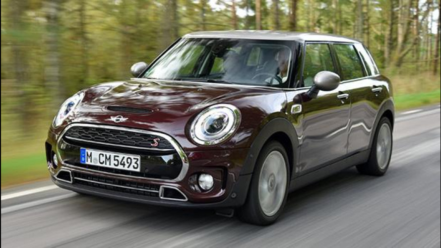 MINI Clubman, viaggiatrice nata [VIDEO]
