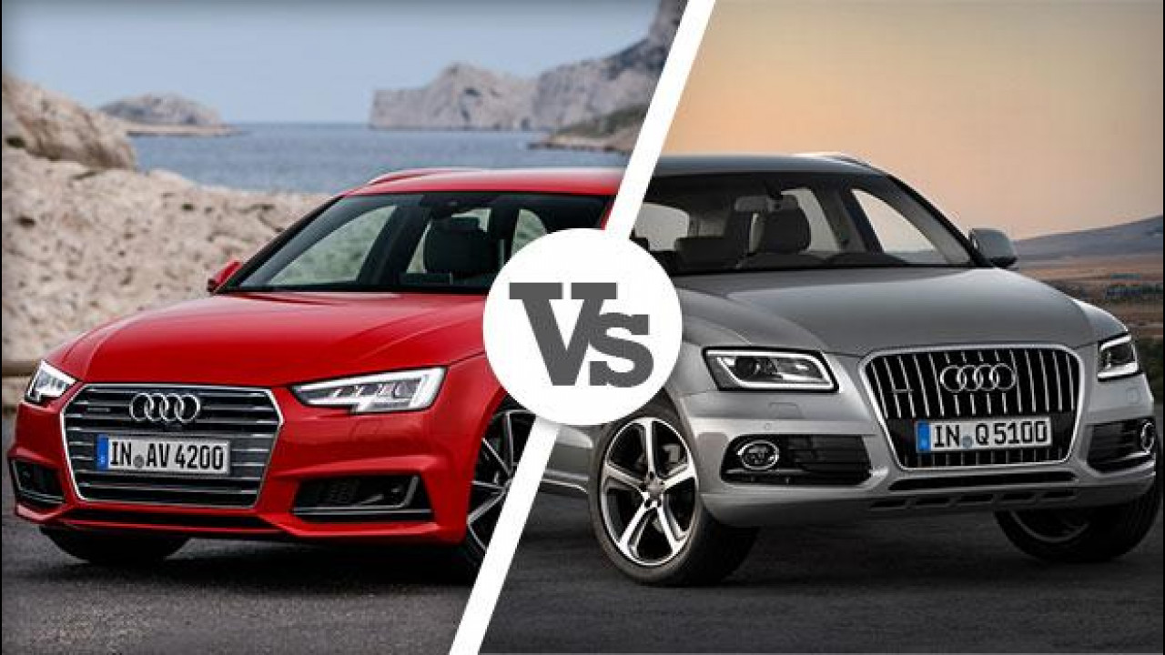 [Copertina] - Audi A4 Avant o Q5? E' solo questione di altezza