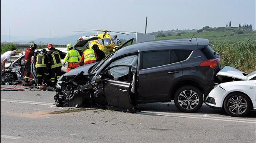 """Omicidio stradale: i """"guai"""" del Disegno legge"""