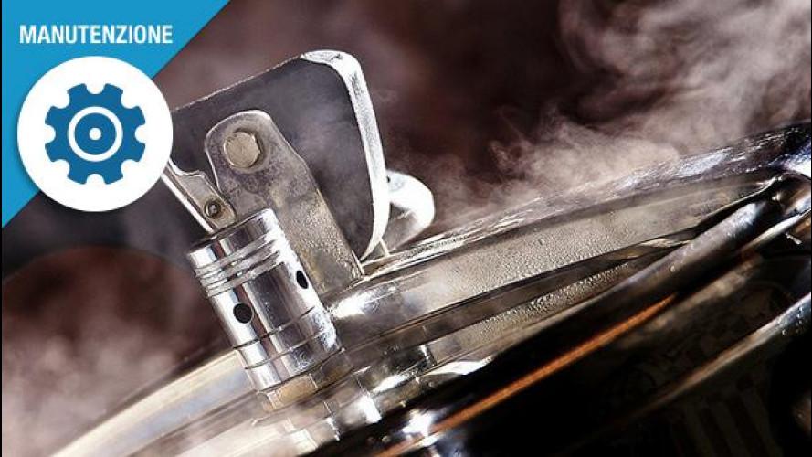 Surriscaldamento del motore, come evitare i danni