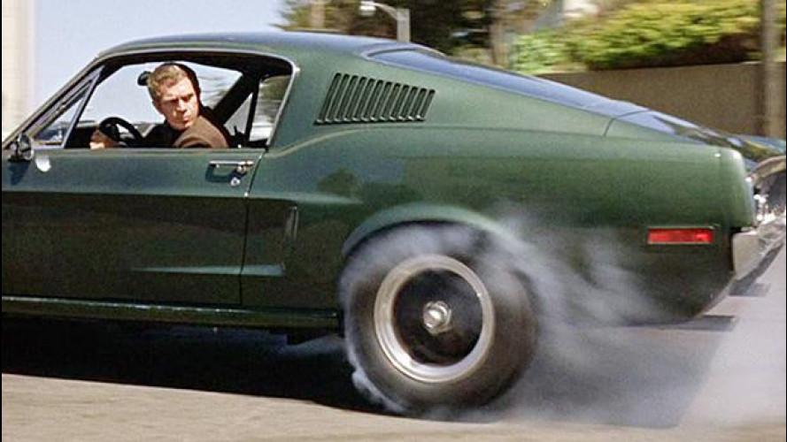 Steve McQueen, una vita per i motori