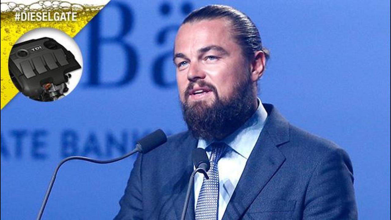 [Copertina] - Dieselgate, DiCaprio produrrà il film che è già basato su un libro