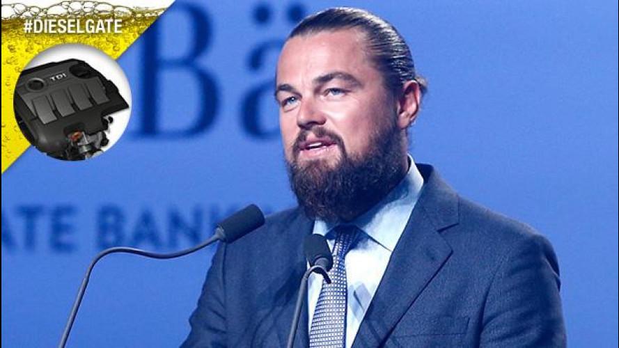 Dieselgate, DiCaprio produrrà il film che è già basato su un libro
