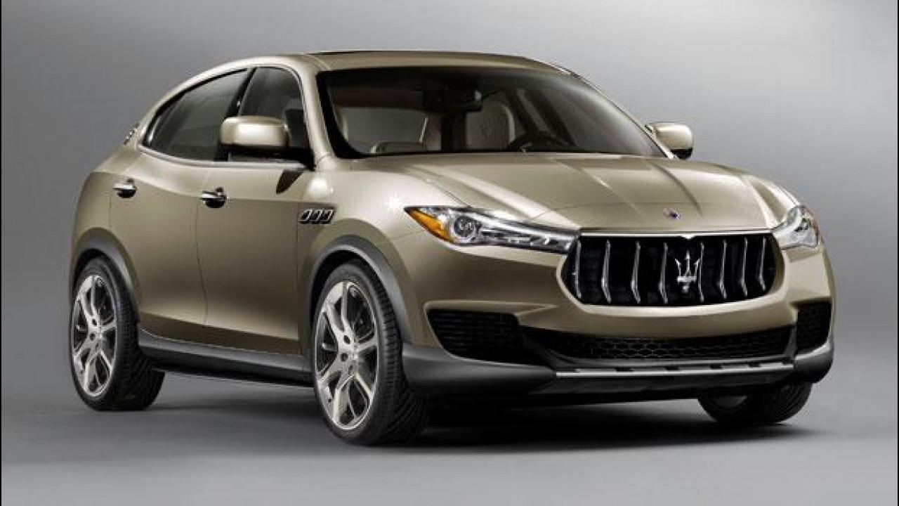 """[Copertina] - Maserati Kubang, tra due anni il SUV """"piccolo"""" del Tridente"""