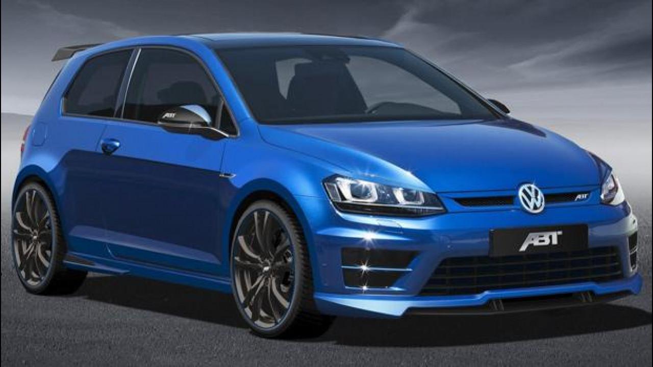[Copertina] - Volkswagen Golf R by ABT Sportsline
