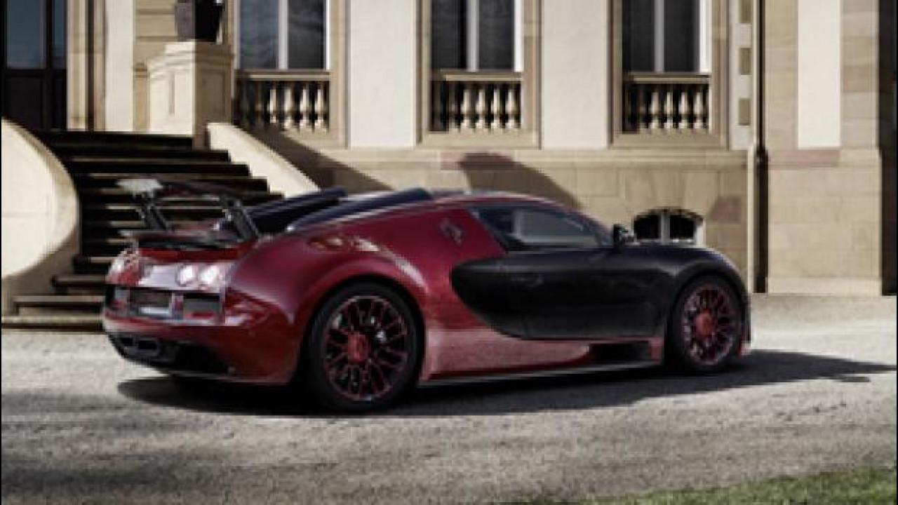 [Copertina] - Bugatti Veyron, ecco com'è stata costruita l'ultima!