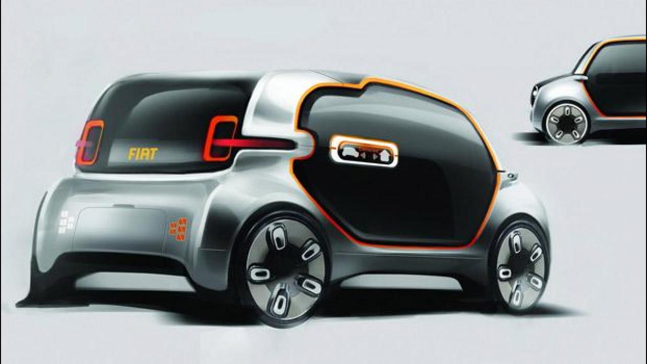 [Copertina] - Fiat 500 e Panda, ecco le idee per il 2020