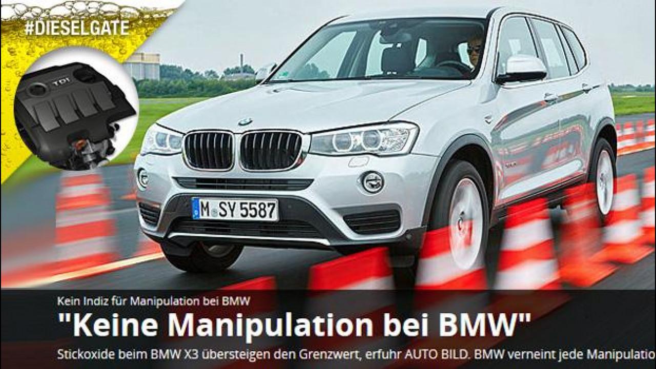 "[Copertina] - Dieselgate, AutoBild: su BMW ""ci avete frainteso"""
