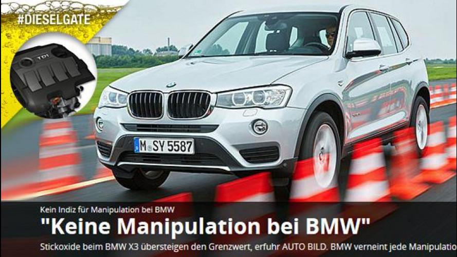 "Dieselgate, AutoBild: su BMW ""ci avete frainteso"""