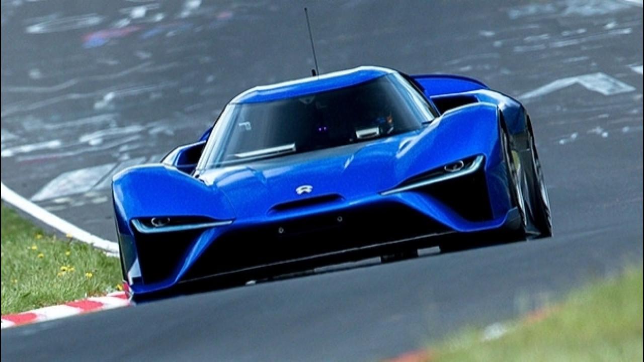 [Copertina] - Nurburgring, l'auto più veloce è elettrica [VIDEO]