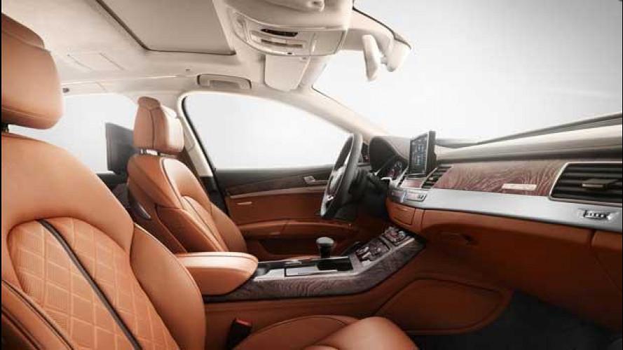 [Copertina] - Audi A8 Exclusive Concept