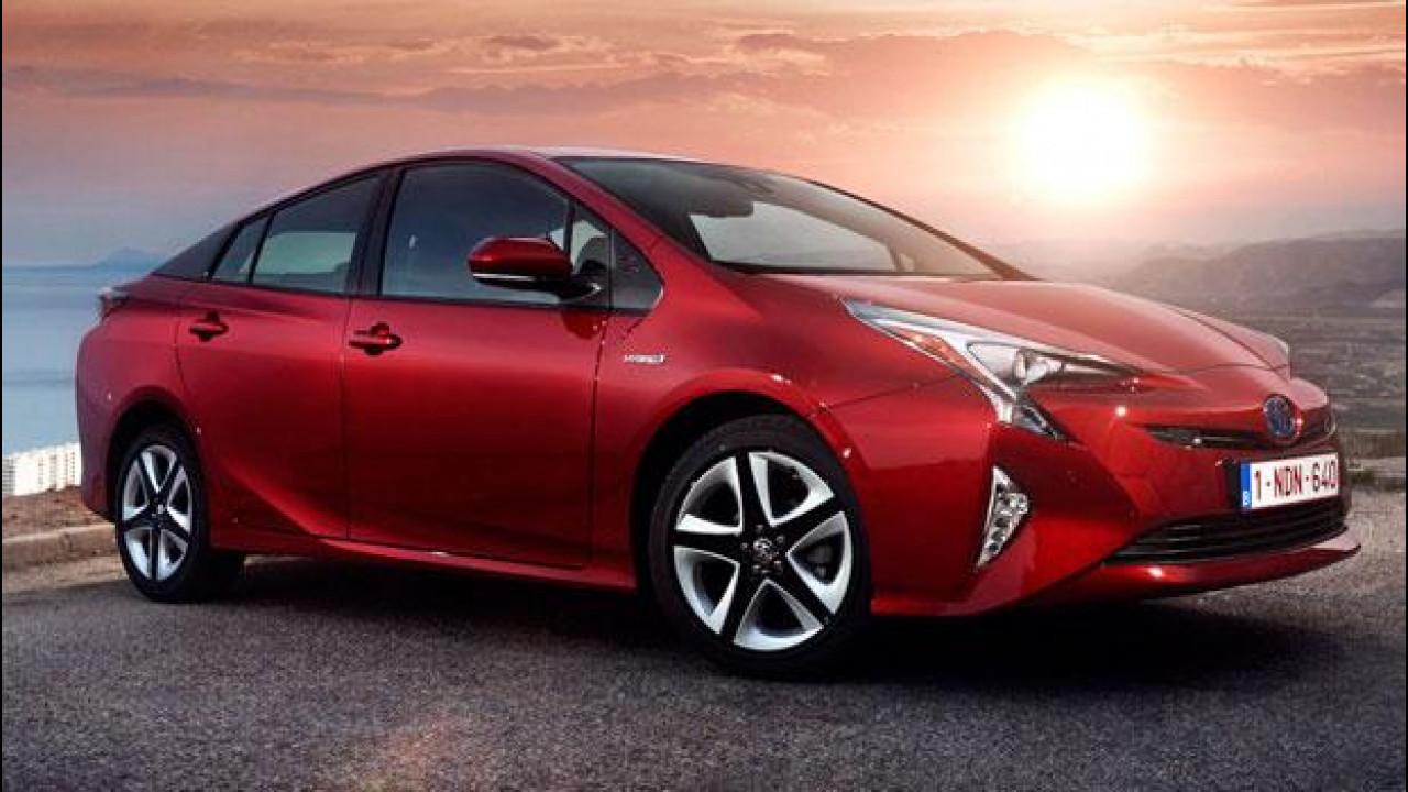 [Copertina] - Toyota, parla il padre della nuova Prius
