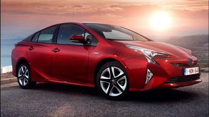 Toyota, parla il padre della nuova Prius