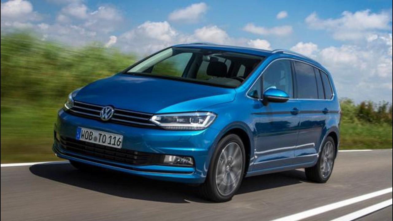 [Copertina] - Nuova Volkswagen Touran, hi-tech per tutta la famiglia