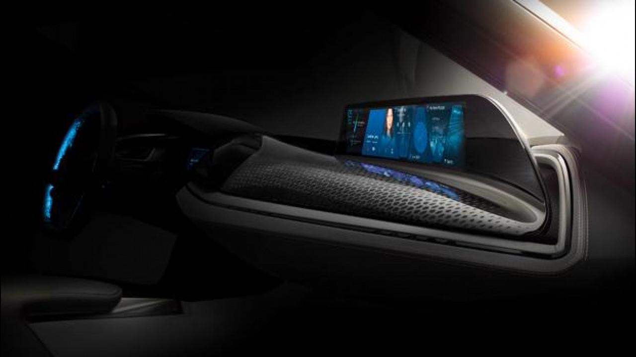 [Copertina] - BMW AirTouch, lo schermo si comanda a gesti