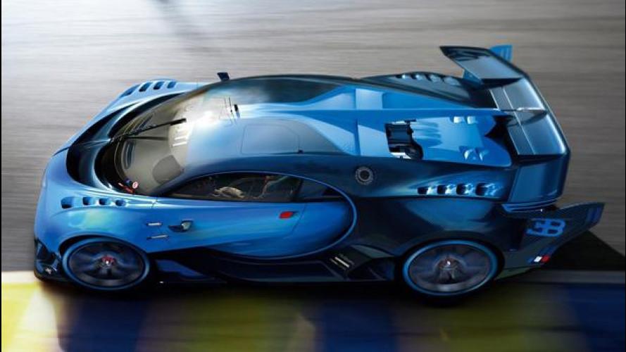 [Copertina] - Bugatti Vision Gran Turismo, la