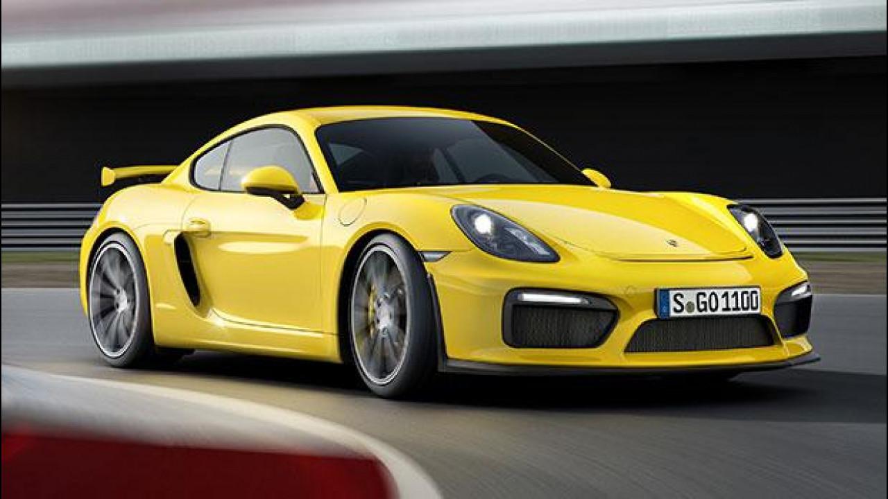 [Copertina] - Porsche Cayman GT4 Clubsport, pronto corse