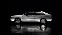 Audi Quattro, foto storiche