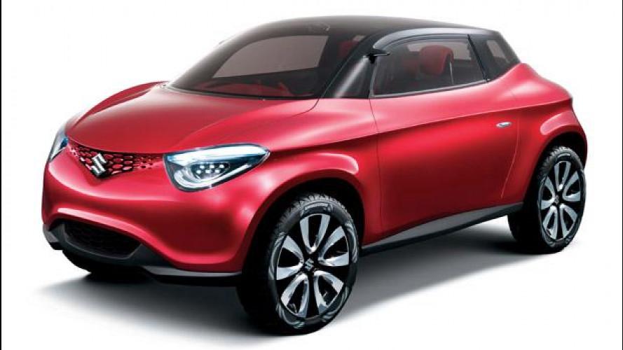 [Copertina] - Suzuki, quattro concept per Tokyo