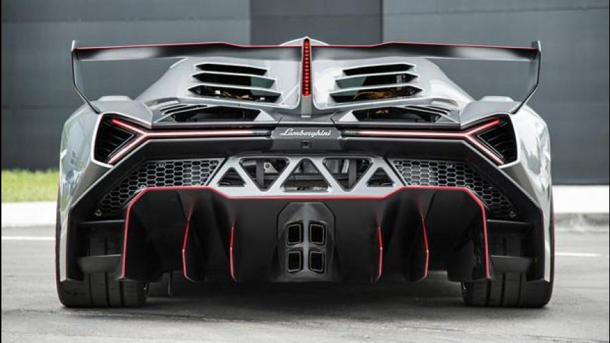Lamborghini, è tempo di hypercar in serie limitata