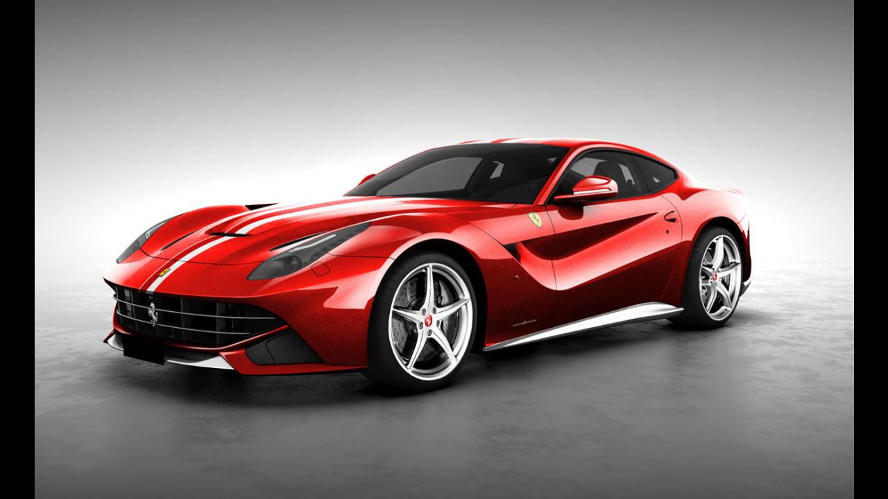 Ferrari F12berlinetta Singapore 50th Anniversary Edition 1/1