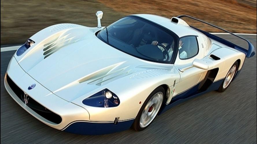 Maserati MC12 Stradale, il tocco di Schumacher