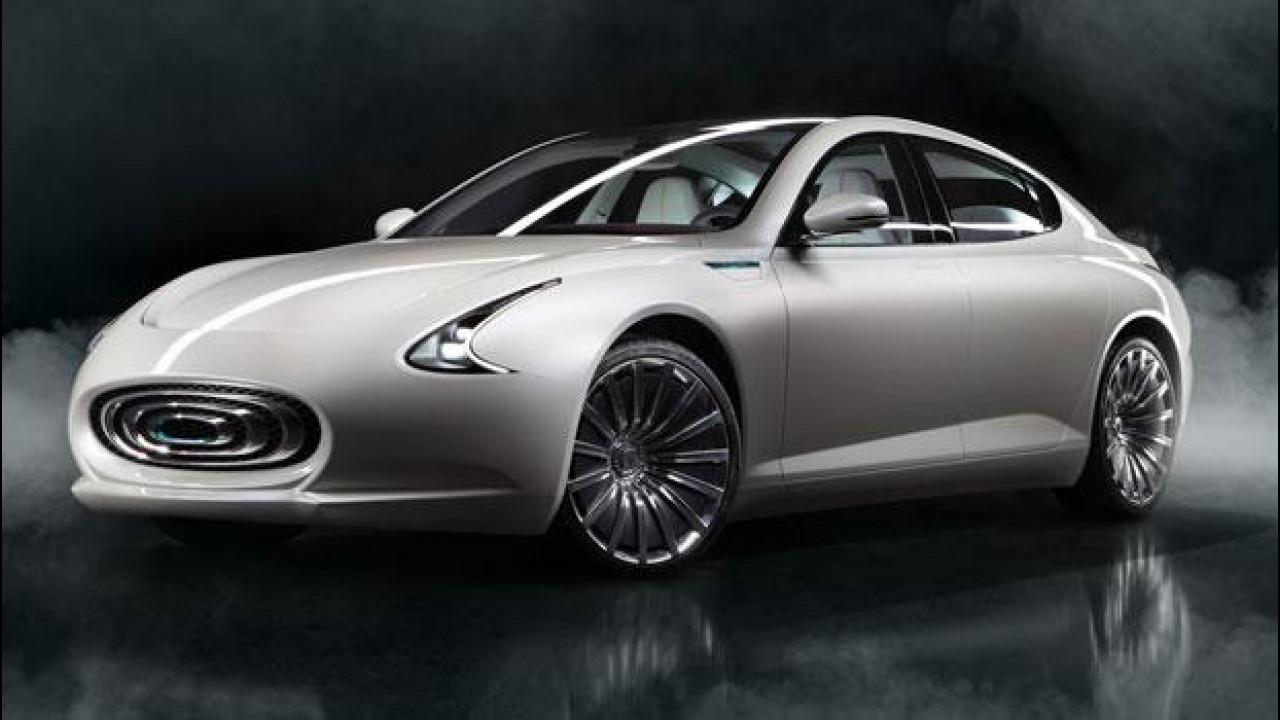 [Copertina] - Salone di Francoforte: Thunder Power EV, anti-Tesla cinese