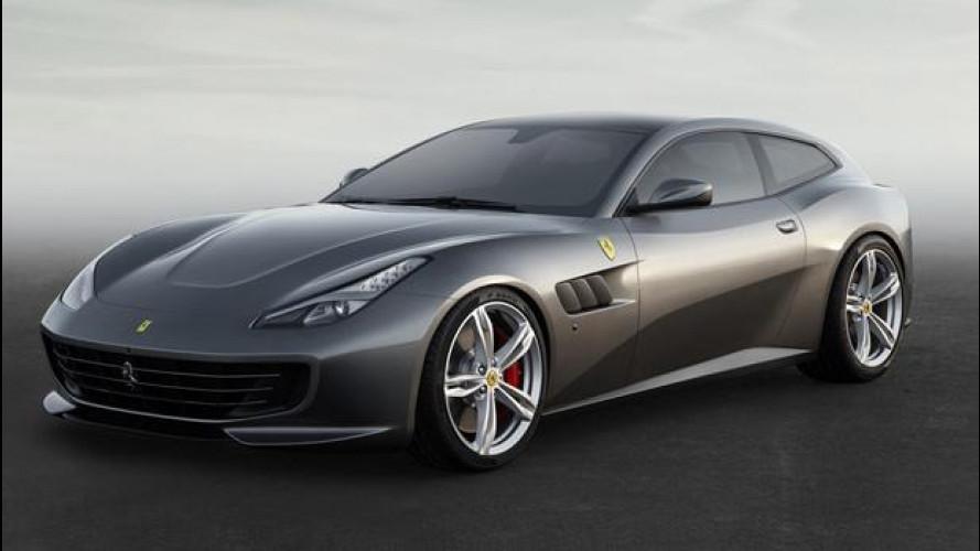 """Ferrari GTC4Lusso, la nuova Rossa """"integrale"""" [VIDEO]"""