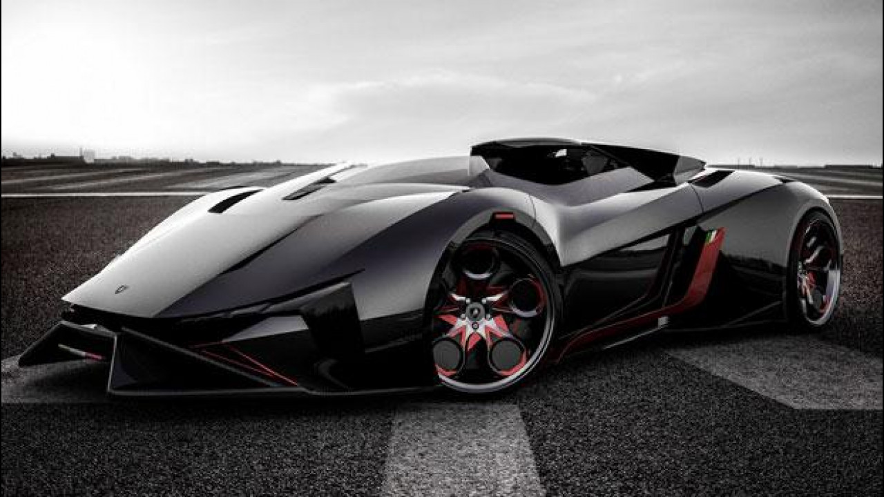 [Copertina] - Lamborghini Diamante Concept