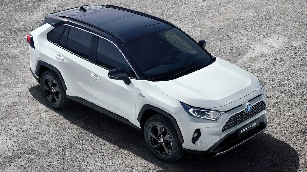 Japan: Toyota RAV4