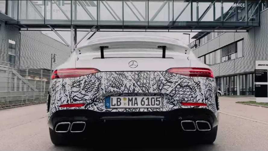Mercedes-AMG, nel 2020 arriva l'ibrido plug-in