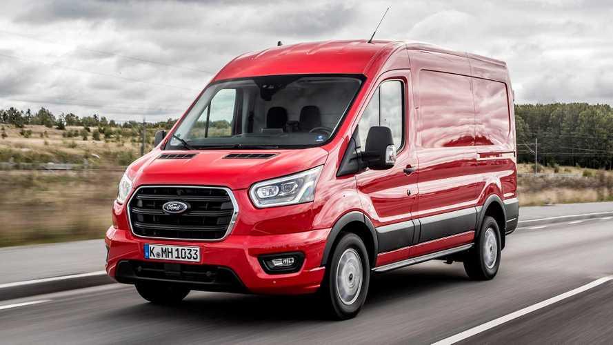 Ford Transit voltará ao Brasil em 2021 com produção no Uruguai