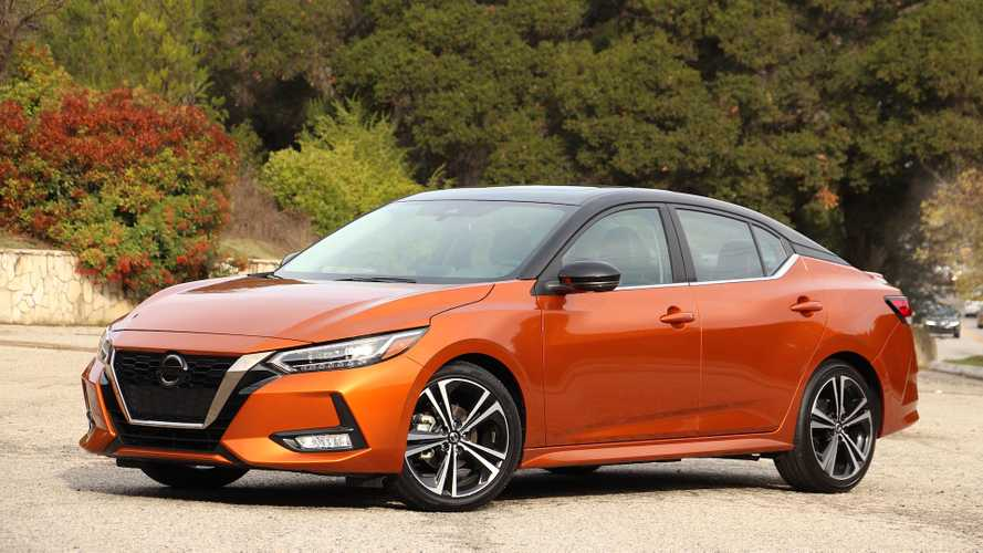 2020 Nissan Sentra: First Drive