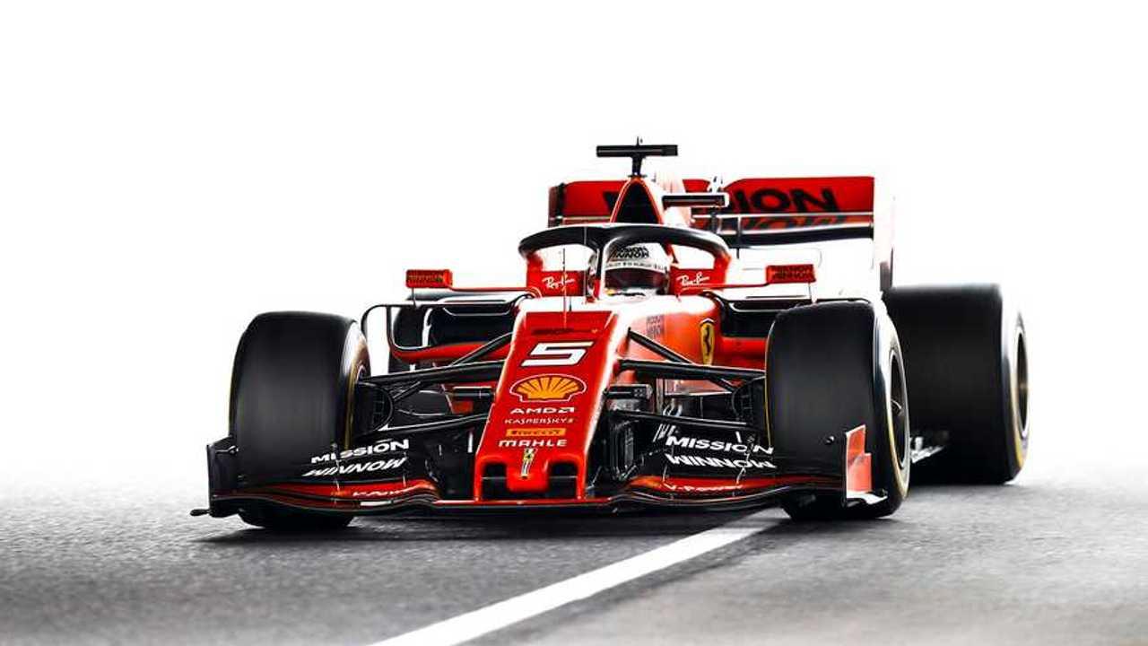 Why Ferrari will test two F1 cars in February