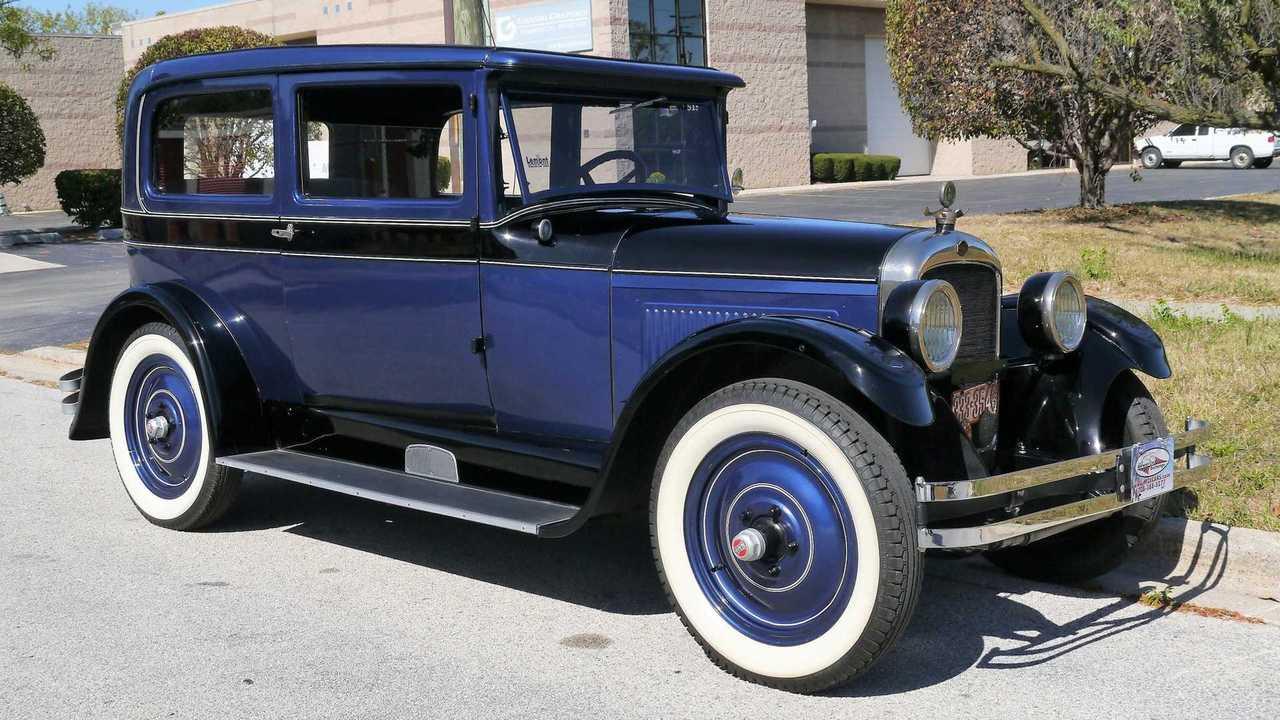 Nash Special Six Model 333