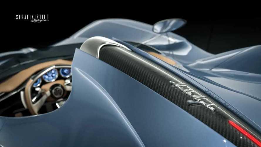 Maserati MilleMiglia (Rendering)