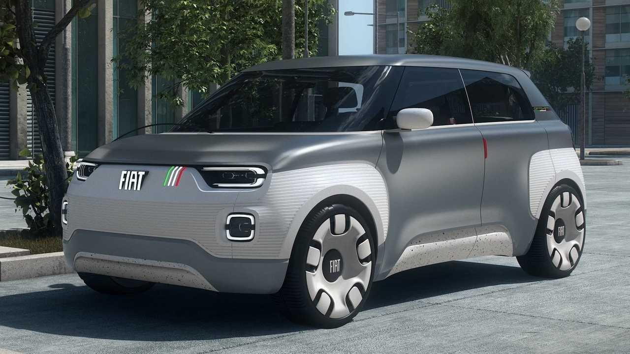 Fiat: Centoventi Concept