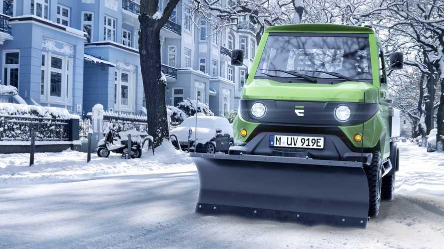 Evum aCar: Den Elektro-Kleinlaster gibt es ab 29.990 Euro