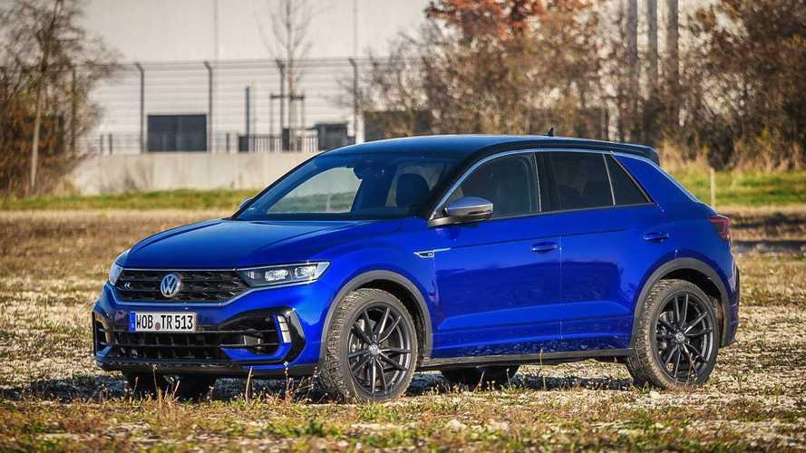 Nem kizárt, hogy a Volkswagen T-Roc GTE is meglátja a napvilágot