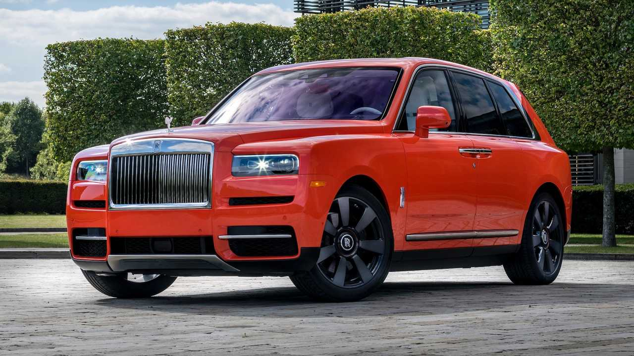 Fux Orange: Rolls-Royce